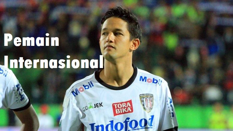 Pemain Sepak Bola Nasional Menuju Pemain Internasional
